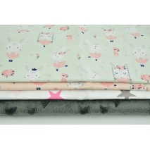 Fabric bundles No. 615 KO 80x160cm