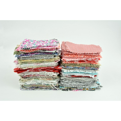 Fabric bundle - surprise (samples)