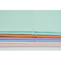 Fabric bundles No. 617 KO 30x150cm