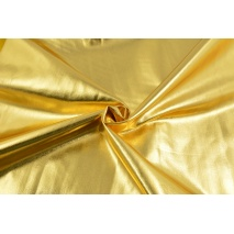 Lama fabric, gold
