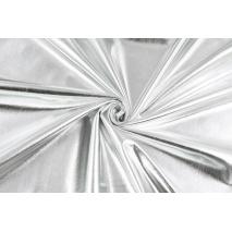 Tkanina typu lama, srebrna 175g/m2