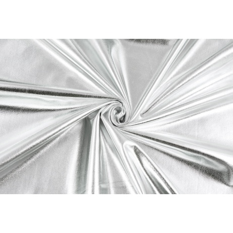 Lama fabric, silver 175g/m2