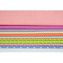 Fabric bundles No. 240 AEO 20x150cm