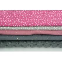 Fabric bundles No. 620 KO 20x130cm