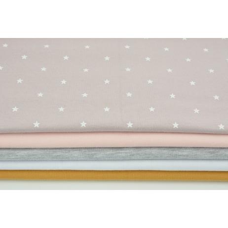 Fabric bundles No. 619 KO 20x150cm