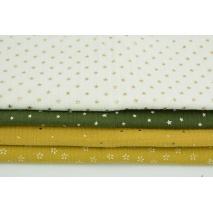 Fabric bundles No. 624 KO 20x130cm