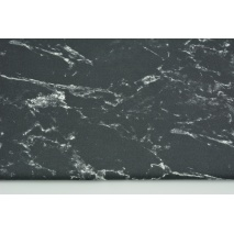 Cotton 100% graphite marble
