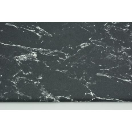 Cotton 100% graphite marble