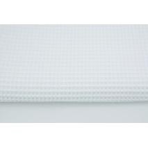 Bawełna 100%, wafel biały CZ 160 cm