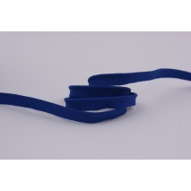 Cotton edging ribbon cornflower