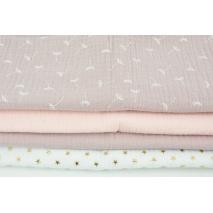 Fabric bundles No. 636 KO 20x130cm