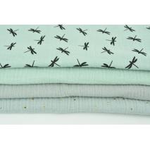 Fabric bundles No. 635 KO 20x130cm