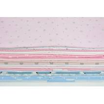 Fabric bundles No. 42 A 80x140cm