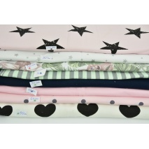 Fabric bundles No. 24 II quality