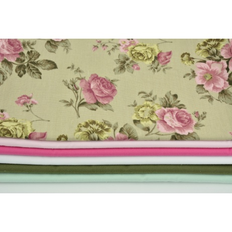 Fabric bundles No. 32 OE 90x140cm
