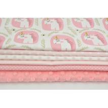 Fabric bundles No. 631 KO 30x150cm