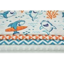 Fabric bundles No. 651 KO 40x140cm