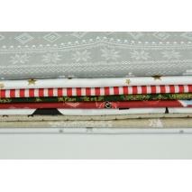 Fabric bundles No. 245 AEO 20x140 cm