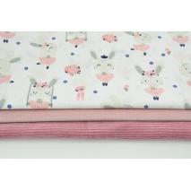 Fabric bundles No. 657 KO 30x150cm