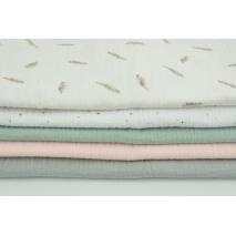 Fabric bundles No. 656 KO 20x130cm