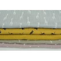 Fabric bundles No. 661 KO 20x130cm