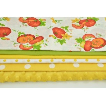 Fabric bundles No. 669 KO 30x140 cm