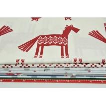 Fabric bundles No. 263 AO 40x160cm