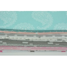 Fabric bundles No. 48 E 60x140cm