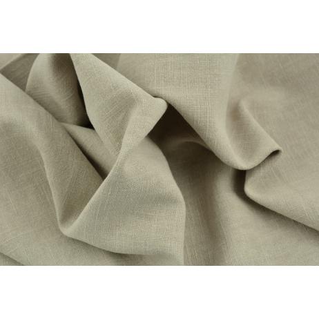 100% linen, beige (stonewashed)