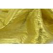 Lama fabric, golden crushed 35g/m2