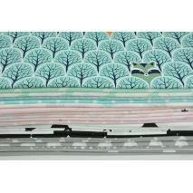 Fabric bundles No. 43 A 80x140cm