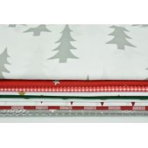 Fabric bundles No 248 AEO 20x140 cm
