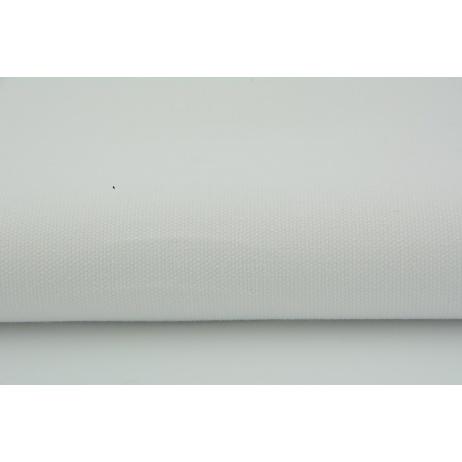 Bawełna 100% biała gruba tkanina zasłonowa