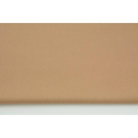 Cotton 100%, Home Decor, plain warm beige 260g/m2