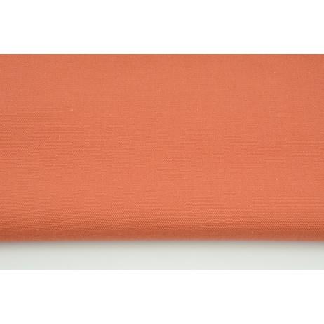 Cotton 100%, Home Decor, plain light ginger 260g/m2