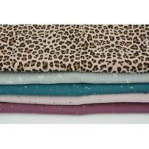 Fabric bundles No. 701 KO 20x130cm