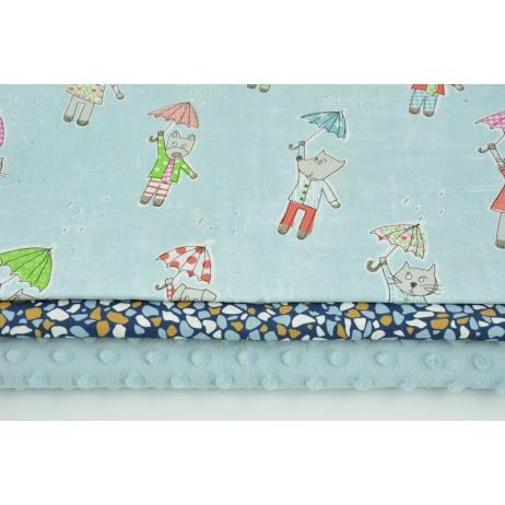 Fabric bundles No. 703 KO 40x140cm