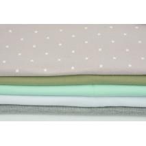 Fabric bundles No. 716 KO 20x150cm