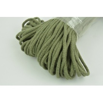 Cotton Cord 6mm khaki No 2 (soft)
