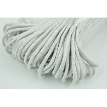 Cotton Cord 6mm gray (soft)