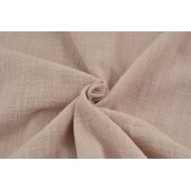 Cotton fabric, powder pink AR