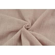Tkanina bawełniana, pudrowy róż AR