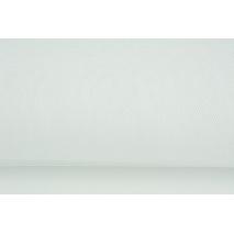 Tiul średnio sztywny, biały