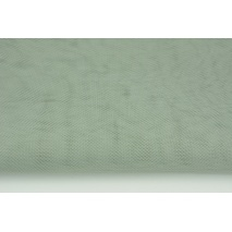 Medium stiff tulle, sage green