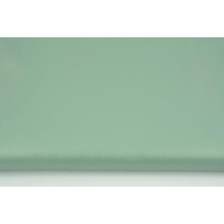 Imitacja skóry, szałwia (gładka) 520g/m2