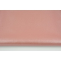 Imitation leather, dirty pink (smooth) 520g/m2