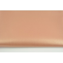 Imitation leather, copper 450g/m2