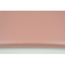 Imitation leather, dirty pink 450g/m2