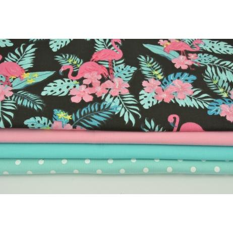 Fabric bundle No. 730 KO 30x160cm