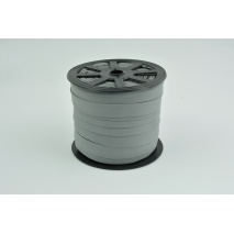 Lamówka bawełniana jasna stalowa 18mm